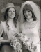 Margaret and Anne - Wedding 1972